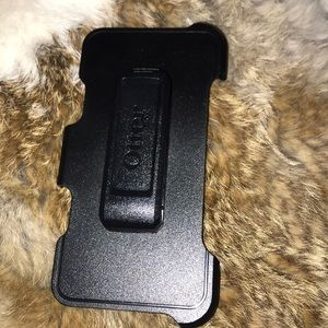 Iphone 7 otter box phone clip